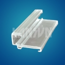 PMMA extruded profile