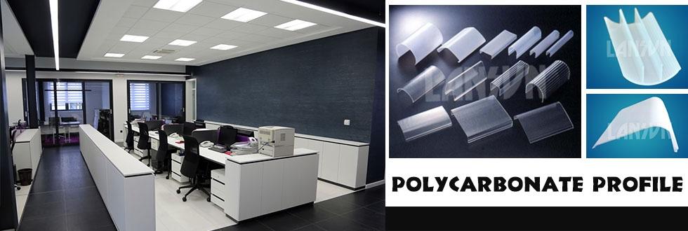 Changzhou Lansun Plastic Co.,Ltd.-Plastic Extrusion Profile,Polycarbonate profile,PMMA profile,Polycarbonate tube,PC tube,Acrylic Tube,LED PC tube,LED tube,LED PC Cover-Products